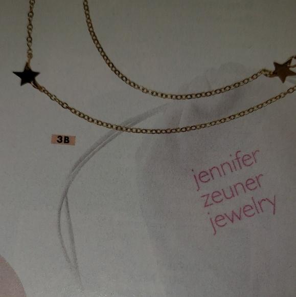 e3abeb18e Jennifer zeuner Jewelry   Necklace   Poshmark
